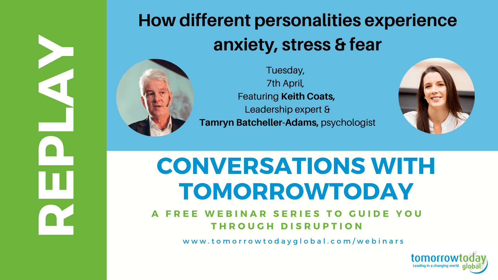 Dealing with Anxiety in the Covid crisis